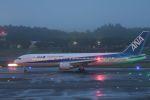 ぷぅぷぅまるさんが、成田国際空港で撮影した全日空 767-381/ERの航空フォト(写真)