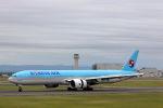 funi9280さんが、新千歳空港で撮影した大韓航空 777-3B5/ERの航空フォト(飛行機 写真・画像)