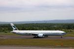 funi9280さんが、新千歳空港で撮影したキャセイパシフィック航空 777-367/ERの航空フォト(写真)