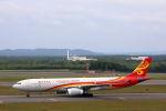 funi9280さんが、新千歳空港で撮影した香港航空 A330-343Xの航空フォト(写真)