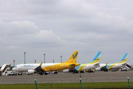 funi9280さんが、新千歳空港で撮影したバニラエア A320-214の航空フォト(写真)