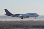 kuro2059さんが、新千歳空港で撮影したタイ国際航空 747-4D7の航空フォト(飛行機 写真・画像)