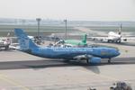 matsuさんが、フランクフルト国際空港で撮影したエティハド航空 A330-243の航空フォト(写真)