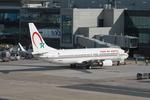 matsuさんが、フランクフルト国際空港で撮影したロイヤル・エア・モロッコ 737-8B6の航空フォト(写真)