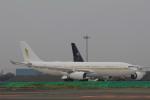 しかばねさんが、羽田空港で撮影したスカイ・プライム A330-243/Prestigeの航空フォト(写真)