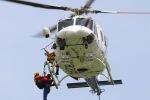 フクシマ119さんが、郡山市富久山町で撮影した福島県消防防災航空隊 412EPの航空フォト(飛行機 写真・画像)