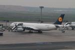 matsuさんが、フランクフルト国際空港で撮影したルフトハンザドイツ航空 A330-343Xの航空フォト(写真)