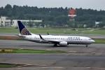 T.Sazenさんが、成田国際空港で撮影したユナイテッド航空 737-824の航空フォト(飛行機 写真・画像)