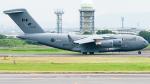 pinama9873さんが、名古屋飛行場で撮影したカナダ軍 CC-177 Globemaster IIIの航空フォト(写真)