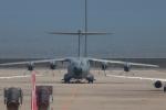 代打の切札さんが、中部国際空港で撮影したトルコ空軍 A400Mの航空フォト(写真)