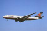 ITM58さんが、成田国際空港で撮影したカナディアン航空 747-475の航空フォト(写真)