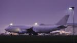 パンダさんが、成田国際空港で撮影したキャセイパシフィック航空 747-444(BCF)の航空フォト(写真)
