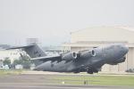 tamtam3839さんが、名古屋飛行場で撮影したカナダ軍 CC-177 Globemaster IIIの航空フォト(写真)