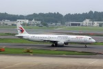 T.Sazenさんが、成田国際空港で撮影した中国東方航空 A321-211の航空フォト(写真)