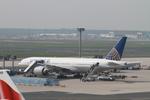 matsuさんが、フランクフルト国際空港で撮影したユナイテッド航空 777-224/ERの航空フォト(写真)