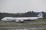 Shibataさんが、成田国際空港で撮影した日本貨物航空 747-8KZF/SCDの航空フォト(写真)