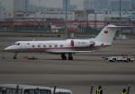 banshee02さんが、羽田空港で撮影したトルコ政府 G350/G450の航空フォト(写真)