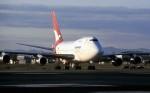 ハミングバードさんが、名古屋飛行場で撮影したカンタス航空 747SP-38の航空フォト(写真)