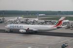 matsuさんが、フランクフルト国際空港で撮影したスリランカ航空 A340-311の航空フォト(写真)