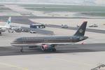 matsuさんが、フランクフルト国際空港で撮影したロイヤル・ヨルダン航空 A320-232の航空フォト(写真)