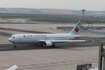 matsuさんが、フランクフルト国際空港で撮影したエア・カナダ 767-375/ERの航空フォト(写真)