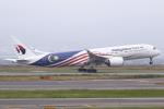 kinsanさんが、関西国際空港で撮影したマレーシア航空 A350-941XWBの航空フォト(写真)