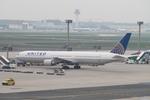 matsuさんが、フランクフルト国際空港で撮影したユナイテッド航空 767-424/ERの航空フォト(飛行機 写真・画像)