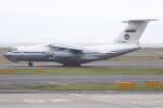 kinsanさんが、関西国際空港で撮影したロシア空軍 Il-76MDの航空フォト(写真)