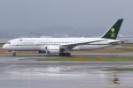 kinsanさんが、関西国際空港で撮影したサウジアラビア財務省 787-8 Dreamlinerの航空フォト(写真)