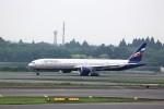 T.Sazenさんが、成田国際空港で撮影したアエロフロート・ロシア航空 777-3M0/ERの航空フォト(写真)