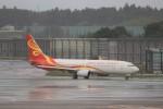 KAZFLYERさんが、成田国際空港で撮影した海南航空 737-84Pの航空フォト(写真)