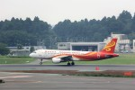 T.Sazenさんが、成田国際空港で撮影した香港航空 A320-214の航空フォト(写真)