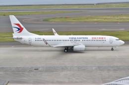 とびたさんが、中部国際空港で撮影した中国東方航空 737-89Pの航空フォト(飛行機 写真・画像)