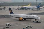 matsuさんが、フランクフルト国際空港で撮影したアイスランド航空 757-256の航空フォト(写真)