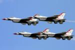 maverickさんが、三沢飛行場で撮影したアメリカ空軍 F-16CM-52-CF Fighting Falconの航空フォト(写真)