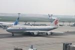 matsuさんが、フランクフルト国際空港で撮影した中国国際航空 747-4J6Mの航空フォト(写真)