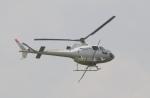 EosR2さんが、鹿児島空港で撮影した鹿児島国際航空 AS350B Ecureuilの航空フォト(写真)