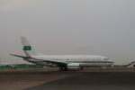 しかばねさんが、羽田空港で撮影したサウジアラビア王室空軍 737-7DP BBJの航空フォト(写真)