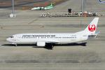 yabyanさんが、中部国際空港で撮影した日本トランスオーシャン航空 737-446の航空フォト(飛行機 写真・画像)