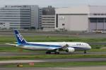 ハム太郎。さんが、羽田空港で撮影した全日空 787-10の航空フォト(写真)