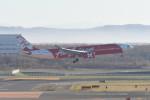 kuro2059さんが、新千歳空港で撮影したタイ・エアアジア・エックス A330-343Xの航空フォト(飛行機 写真・画像)