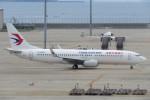 SFJ_capさんが、中部国際空港で撮影した中国東方航空 737-89Pの航空フォト(写真)