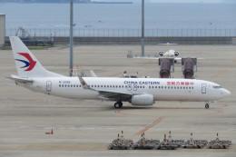 SFJ_capさんが、中部国際空港で撮影した中国東方航空 737-89Pの航空フォト(飛行機 写真・画像)