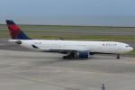 SFJ_capさんが、中部国際空港で撮影したデルタ航空 A330-223の航空フォト(飛行機 写真・画像)