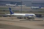 なまくら はげるさんが、羽田空港で撮影した全日空 767-381/ER(BCF)の航空フォト(写真)