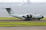 なごやんさんが、羽田空港で撮影したトルコ空軍 A400Mの航空フォト(写真)