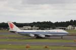 KAZFLYERさんが、成田国際空港で撮影した中国国際貨運航空 747-412F/SCDの航空フォト(写真)