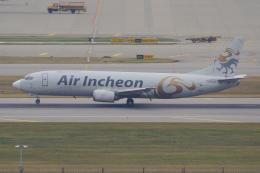 PASSENGERさんが、仁川国際空港で撮影したエア・インチョン 737-4Y0/SFの航空フォト(飛行機 写真・画像)