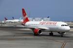 masa707さんが、サンフランシスコ国際空港で撮影したアラスカ航空 A320-214の航空フォト(写真)