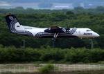 tuckerさんが、新千歳空港で撮影したオーロラ DHC-8-315Q Dash 8の航空フォト(写真)
